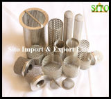 Stainless Steel 304/316 Wire Mesh Filter