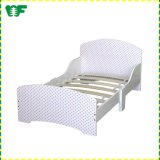 Hot Sell White Kids Wooden Bed