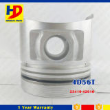 4D56 Piston with Pin Diesel Engine Parts 4D56t with OEM No (23410-42610)