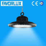 100W 125lm/W UFO LED High Bay with Industrial Warehouse Light