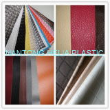 PVC Furniture Leather for Sofa, Chair (HL-19)