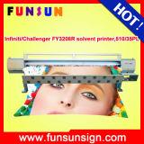 Challenger Infiniti Fy3208r 3.2m Flex Banner Solvent Printer with 720dpi