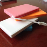 2000mAh-2500mAh Credit Card Shape Portable Power Bank