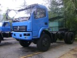 off Road Light Duty Lorry Cargo Truck Chassis