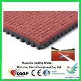 13mm Prefabricated EPDM Surface Running Track Rubber Rolls