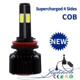 Hot Selling LED Car Bulb with 6000K Auto LED Light and High Power Car LED Headlight