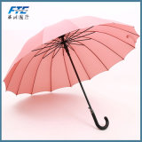 Business Golf Umbrella with Straight Handle Strong Durable