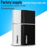 6000mAh Factory Direct Wholesale Portable Power Bank