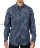 Cotton Polyester Blouse Latest Design Men Formal Shirts (ELTDSJ-297)