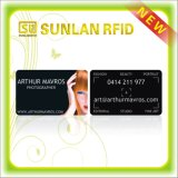 Sunlanrfid High Quality Magnetic Smart Card with Chip Sample Free
