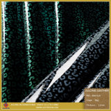 Smooth Patent Leopard Pattern Leather PU (B007)