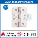 4X3X3 UL Listed 2bb Door Hinge for Fire Door & Metal Door