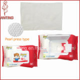 Quality Spunlace Non-Woven Fabric Johnson Scent Baby Wipes