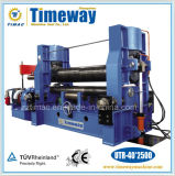 CNC Small Universal Three Roller Plate Rolling Machine (UTR-40*2500)