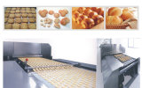 Food Processing Machinery Far Infrared Tunnel Electric Oven