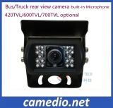 Truck/Bus/Trailer/Mining Bus/ Forklift Mounted Heavy Duty CCD Rearview Camera with 18PCS IR Night Vision