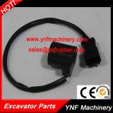 Excavator Parts Electronic Parts Solenoid Coil for PC200-5 PC200-6 6D95