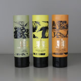High Quality Luxury Cosmetic Shampoo Tubes and Bottles