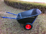 Made in China Wheel Barrow with Plastic Tray
