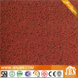 Red Homogeneous Polished Floor Porcelain Tile (J6E01)