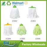 Custom Cotton and Microfiber Round Mop Refill & Mop Head