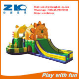 Inflatable Bouncer Slide for Children