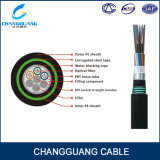 Outdoor Stranded Double Armored Underground Cable GYTA53 Cable