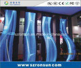 P10mm Flexible Curtain LED Display LED Screen