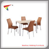 New Hot Selling Dining Set Dinner Table with Chairs (DT159)