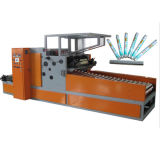 High Speed Aluminium Foil Rewinding Machine Pneumatic Driven Type
