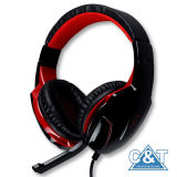 USB Interface Earphone, Noise Canceling Headphones, on-Ear Headphoness