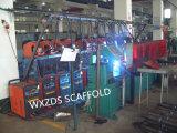 Ring-Lock Scaffold System