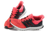 Bright Red Color Men Ultra Boost 1: 1 Sport Shoes with High Quality