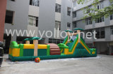 Commercial Inflatable Obstacle Course, Interactive Inflatables, Inflatable Sports Games