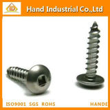Pan Hex Head Drive Fasteners Screw for Sheet Metal ISO7049