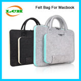Fashion Felt Fabric Tablet PC Hand Bag Case for Macbooks and Ipads