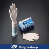 M5.0g Lightly Powder Latex Exam Gloves