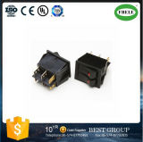 Contacts Rocker Switch 20A 250VAC Point Lamp Switch