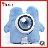 Mr. H Blue Fashion Design Super Soft Plush Cushion