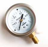 Pressure Gauge for Exporting to South Korea with Low Price