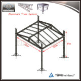 Concert Stage Roof Truss System Outdoors