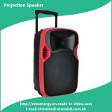 New Technology Stage Wireless Mobile Rechargeable LED Projection Speaker