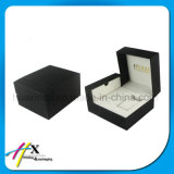 Custom Black Paino Lacquered Wooden Watch Box