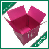 Small Red Color Cardboard Box Packaging