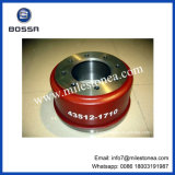 Heavy-Duty Truck Parts for Volvo/BPW/Hino/Renault/Nissan Brake Drum
