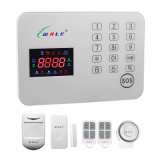 Hot Sale Factory Wireless GSM Alarm System