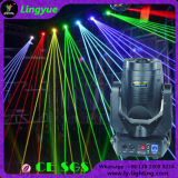 RGB 4W DMX Moving Head Disco DJ Laser Light