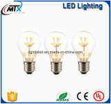 3W LED Bulbs Warm White E27 220V Energy Saving Bulbs Retro Glass Edison Light Bulb Filament lamp For Home Decoration Lighting