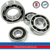 6211-2RS C3/C4 Polyamide Cage Motorcycle Parts Deep Groove Ball Bearing