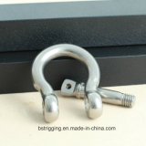 Stainless Steel Bow Shackle for Lifting